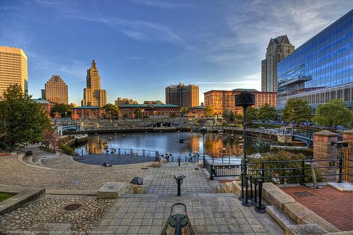 Providence Rhode Island Visit