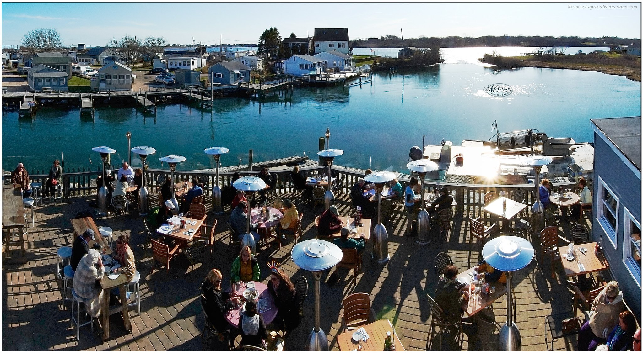 Waterfront Restaurants in Rhode Island