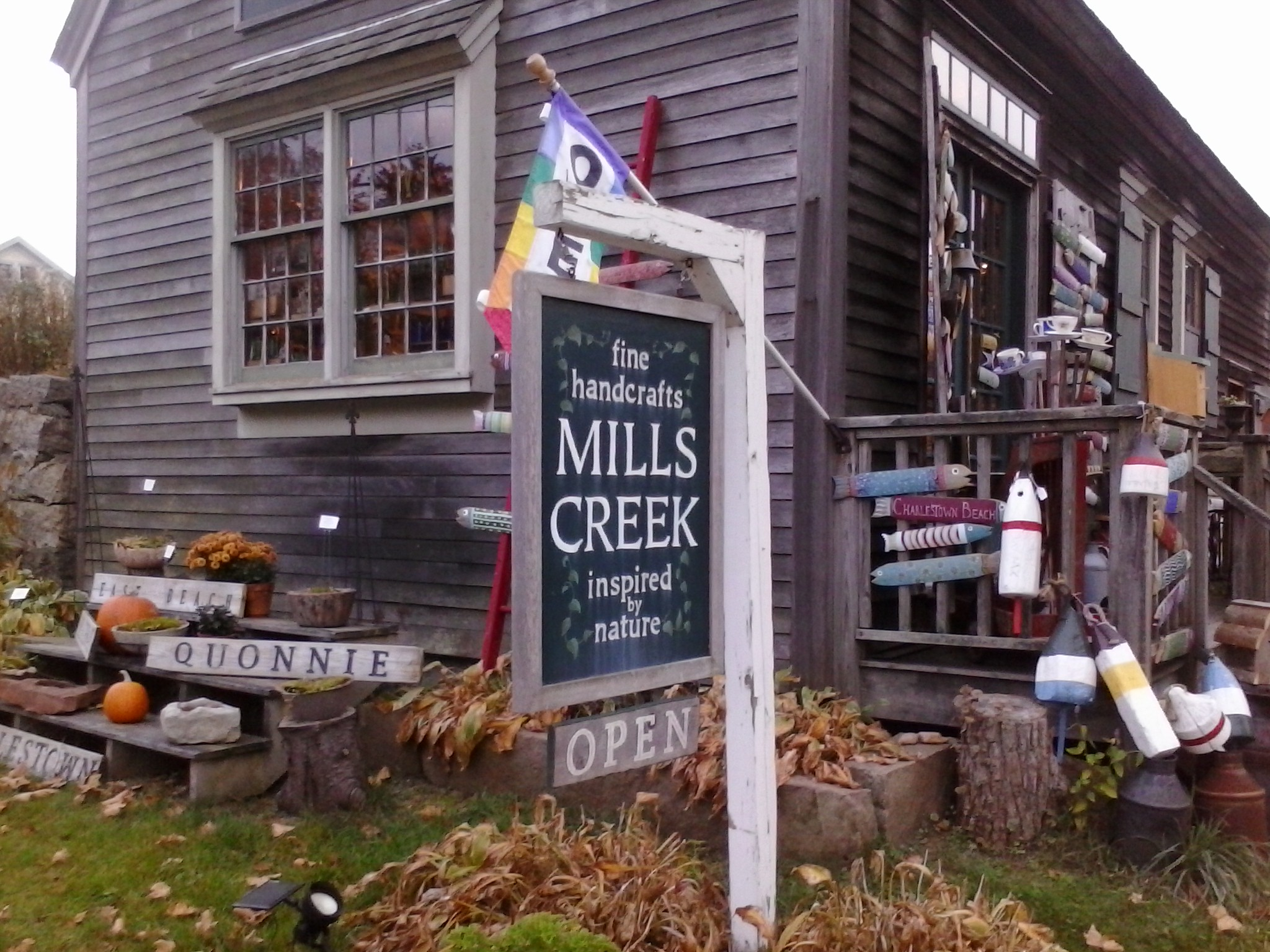 Mills Creek Natural Market in Charlestown RI