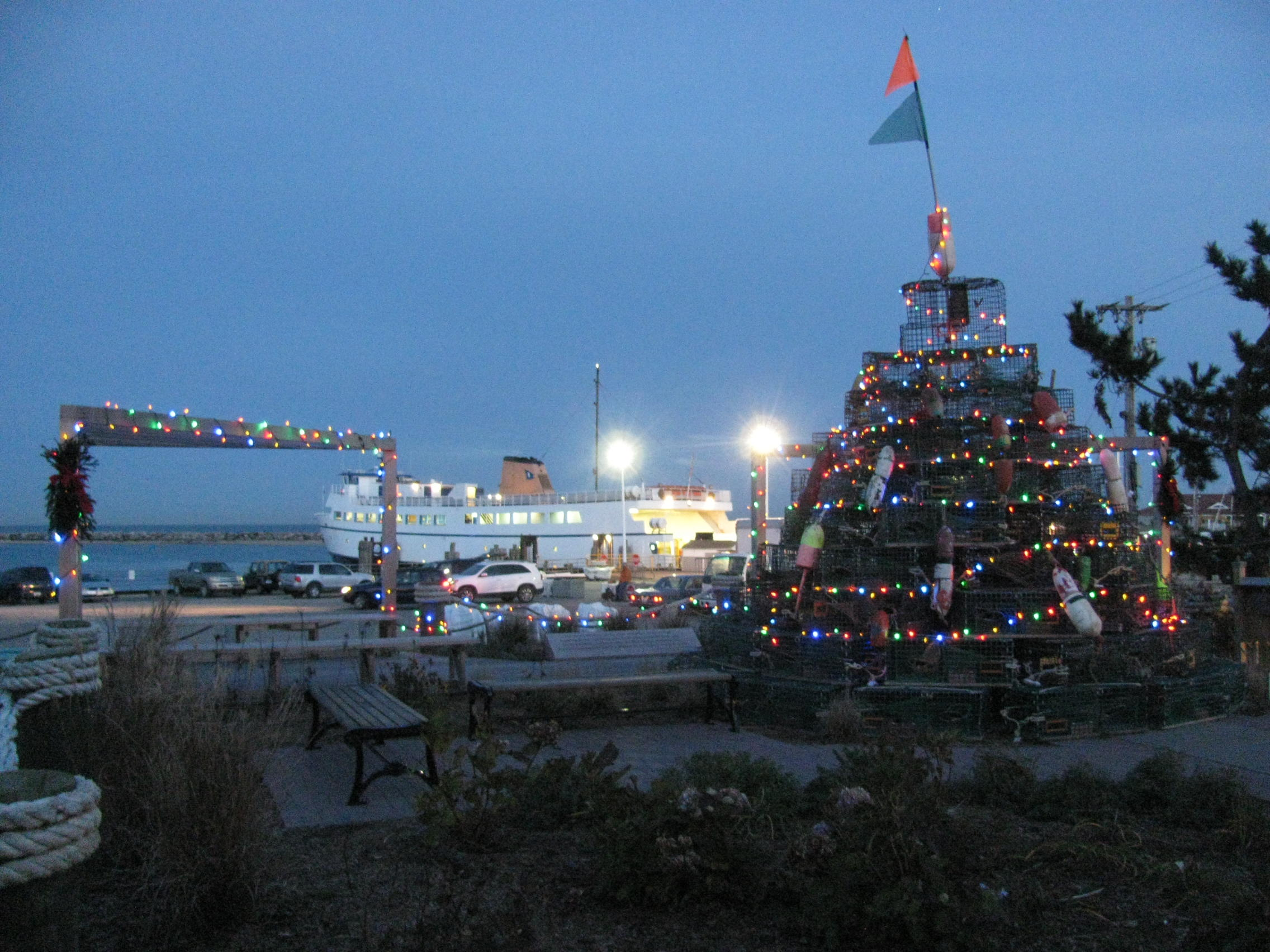 Block Island Holiday Stroll