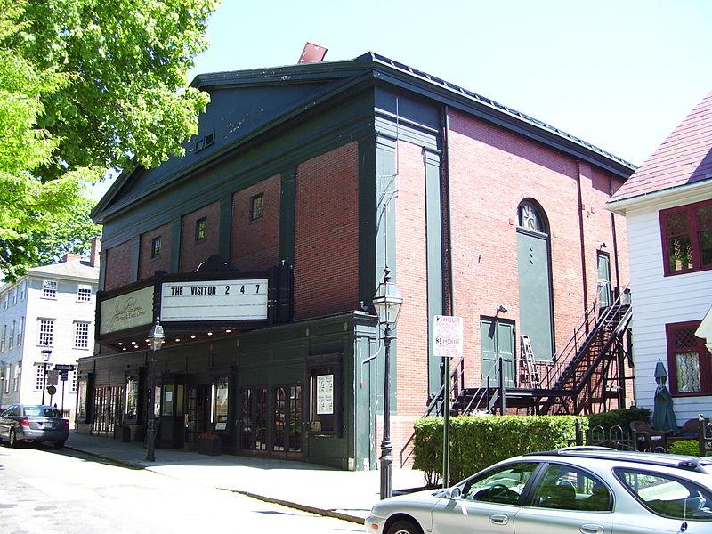 jane pickens theater in newport ri