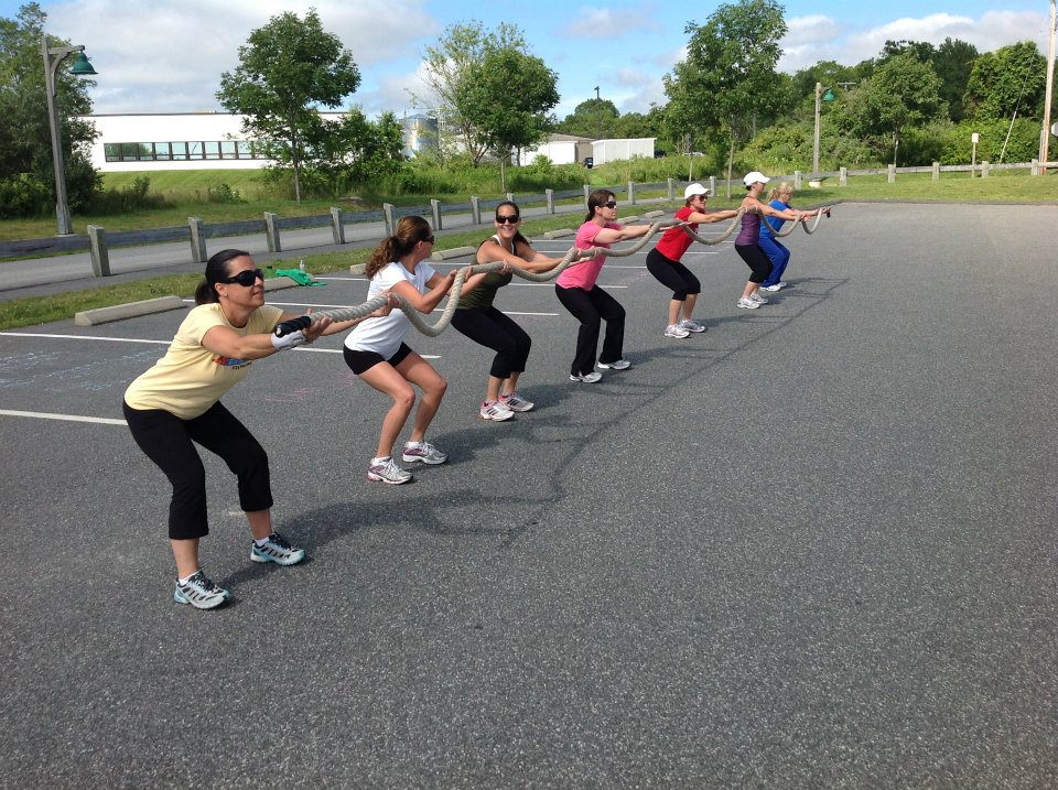 South County Adventure Boot Camp in RI