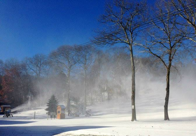 Yawgoo Valley Ski Area and Tubing Park in Exeter RI