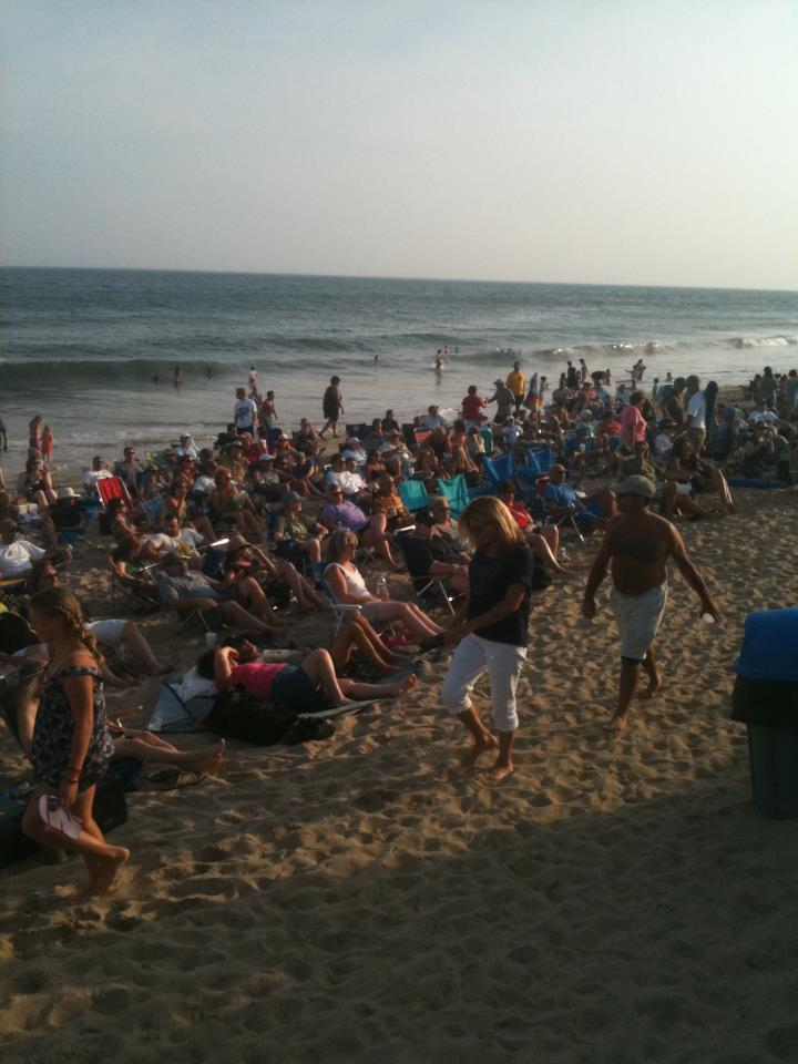 Blues on the Beach in Westerly, RI
