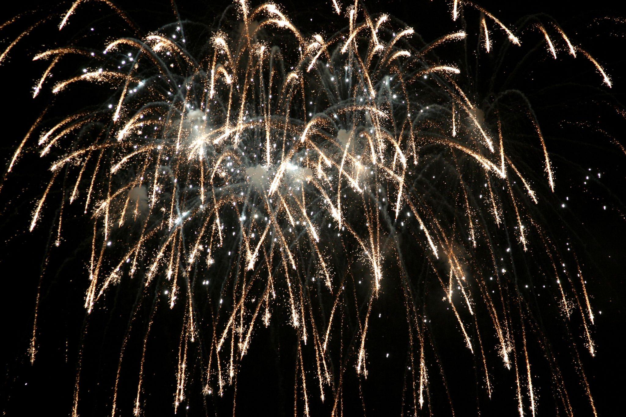 Fireworks in Rhode Island