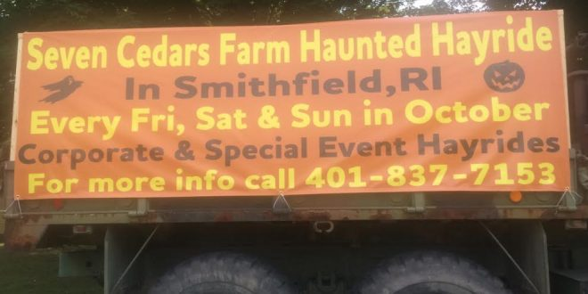 Haunted Hayride Things To Do In Rhode Island Ri Events