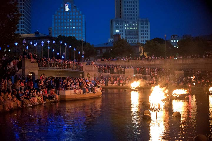 Water Fire Schedule 2019 2019 WaterFire Providence Event Schedule | Things To Do In Rhode