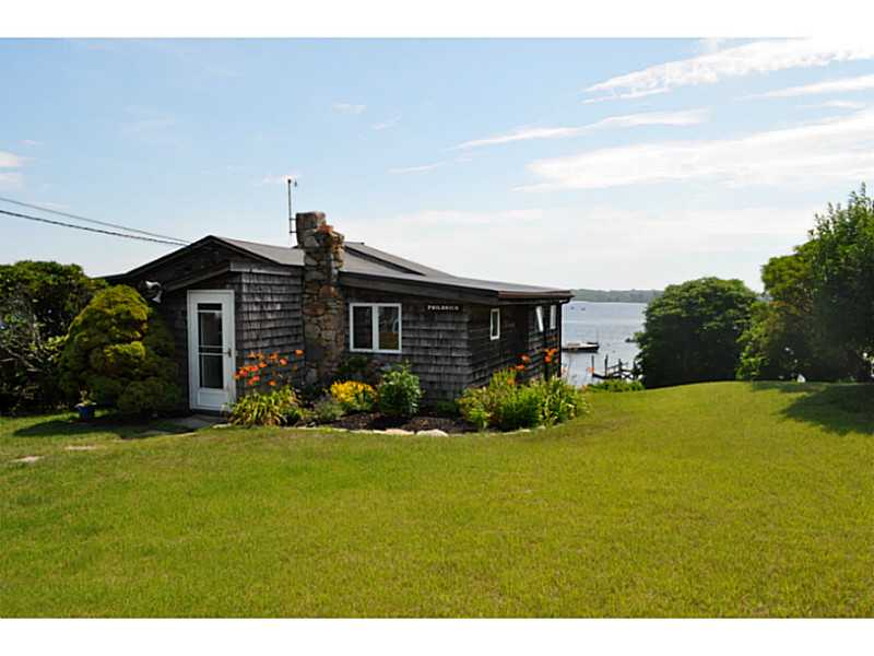 Waterfront Home For Sale in South Kingstown, Rhode Island