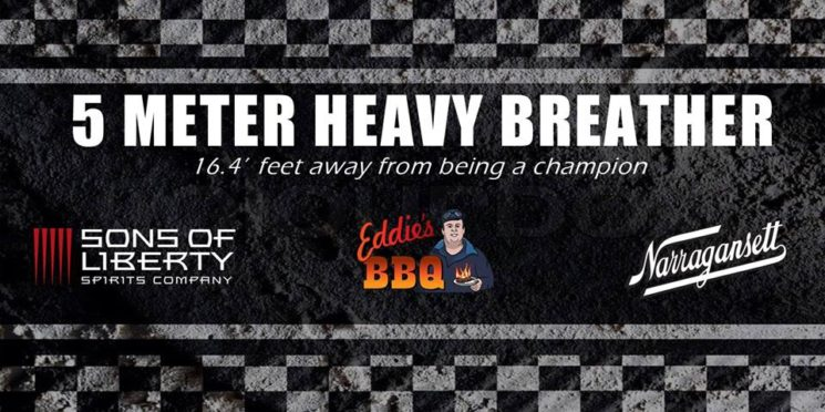 Sons of Liberty Hosts a Race for the Common Man with Inaugural 5 Meter Heavy Breather