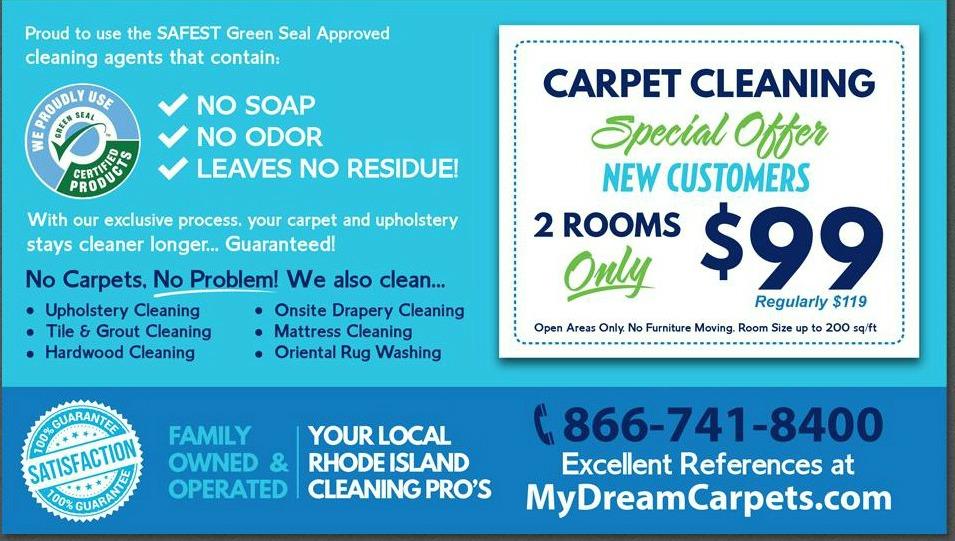 dream carpet special 1