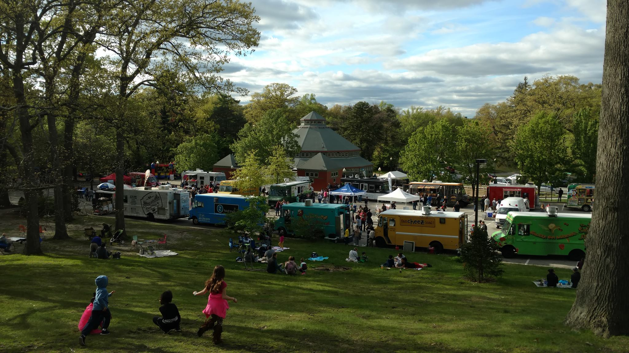 Warwick Ri Food Truck Festival