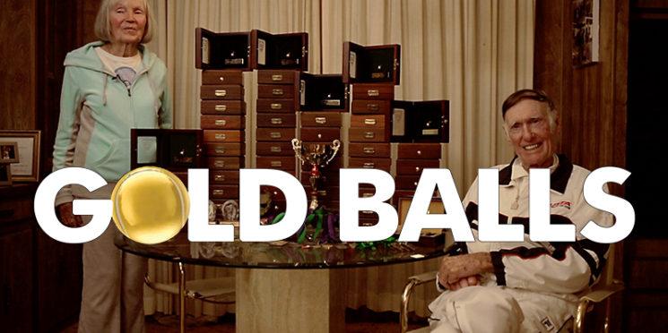 Gold Balls…A Unique Look at Aging