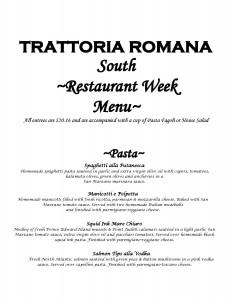 Restaurant Week In Narragansett Rhode Island