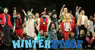 Winter stage