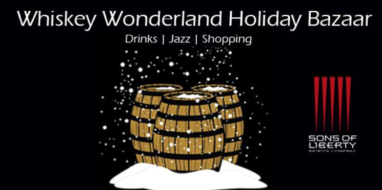 Whiskey, Jazz, Local Artisans…and Cheer!